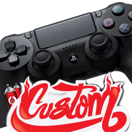 Custom Rapid-Fire PS4