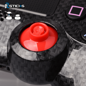 BC Stick Base-Rouge-PS4