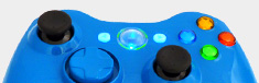 Xcm manette Xbox 360