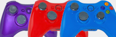 manette gloss xbox 360