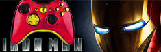 IronMan manette Xbox 360