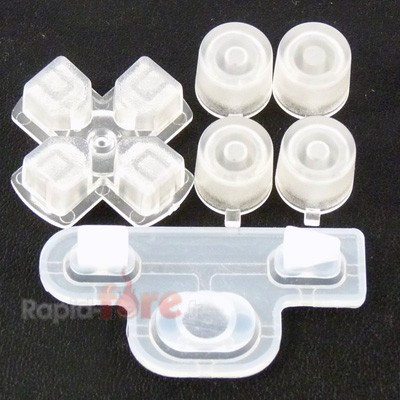 Boutons + Dpad Crystal PS3