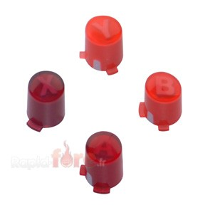 Bouton Rouge Xbox 360