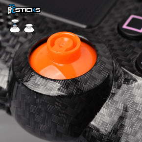BC Stick Base-Orange-PS4