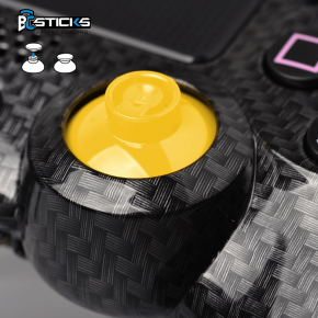 BC Stick Base-Jaune-PS4